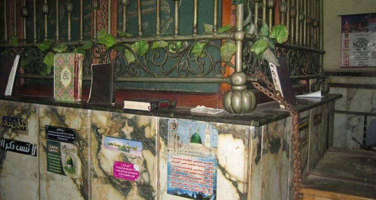 Makam imam alBusyiri